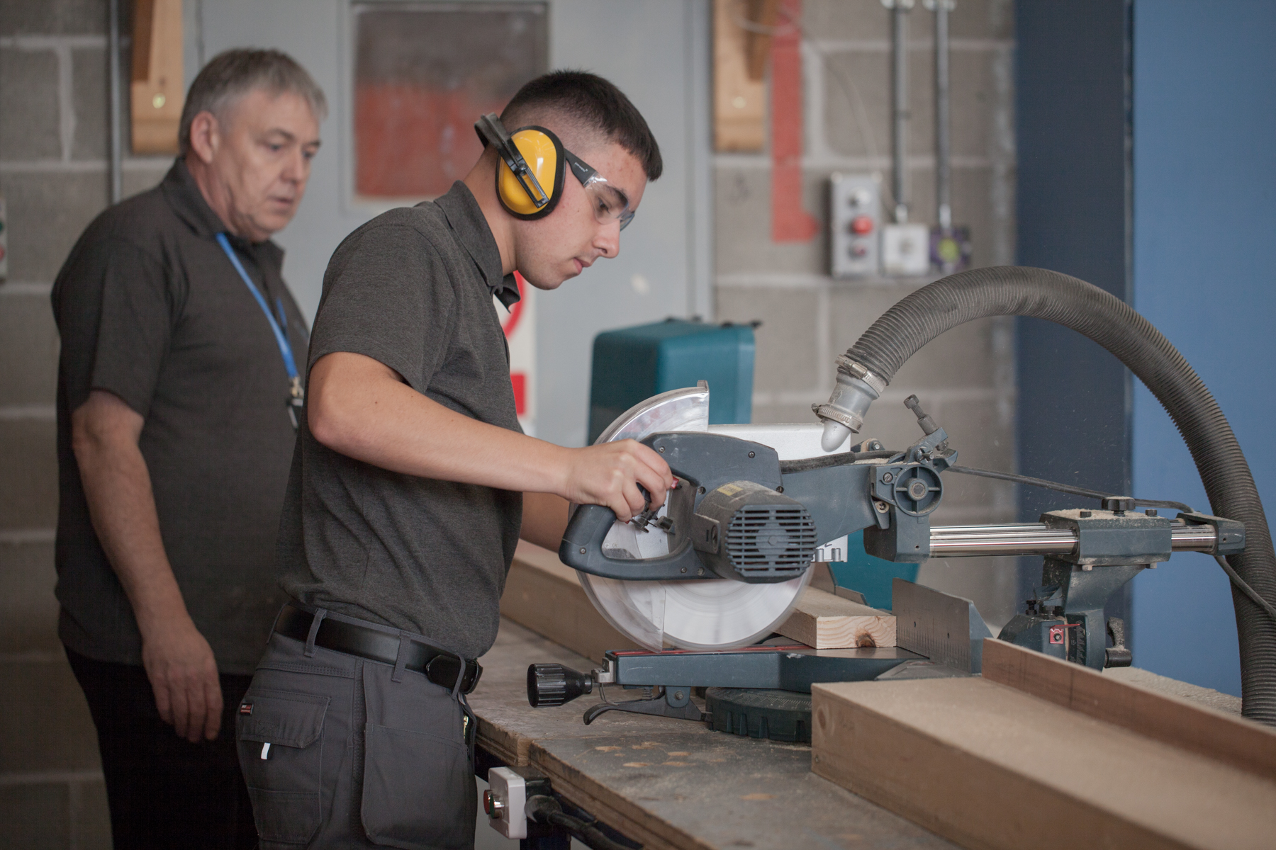Joinery at Springvale