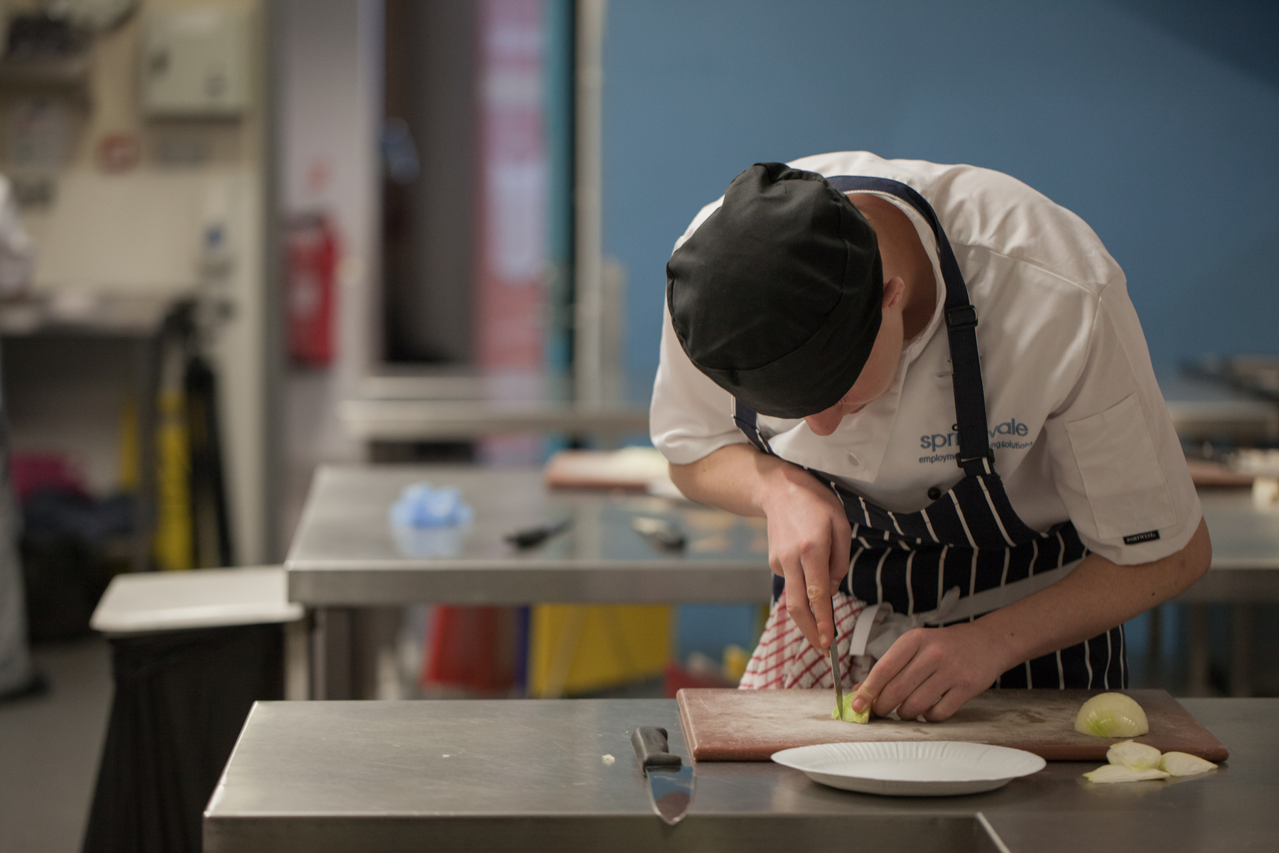 Hospitality and Cookery at Springvale
