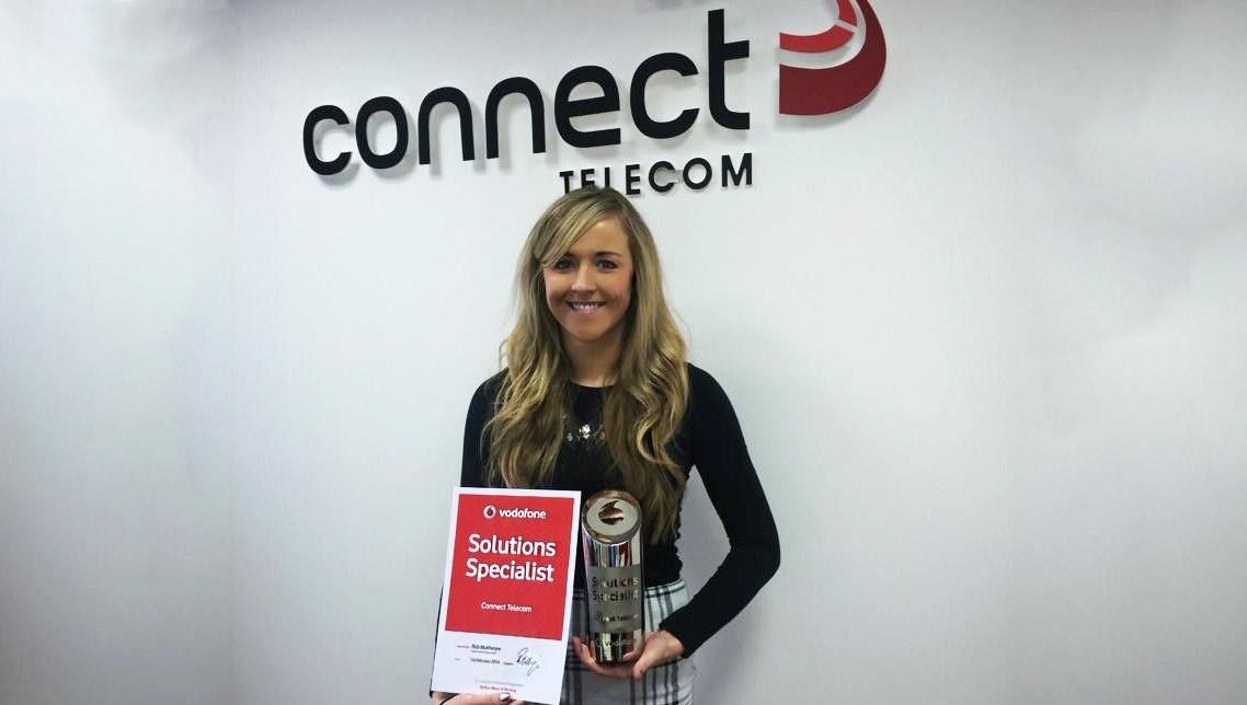 Sarah from Connect Telecom