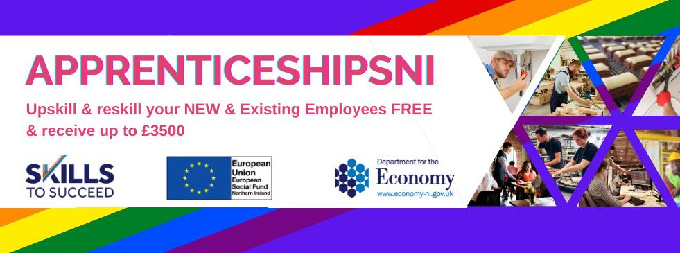 Apprenticeships web banner